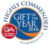 Gift of the Year 2016 Highly Commended Finalist