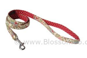 Alice – Pretty Floral Dog Lead