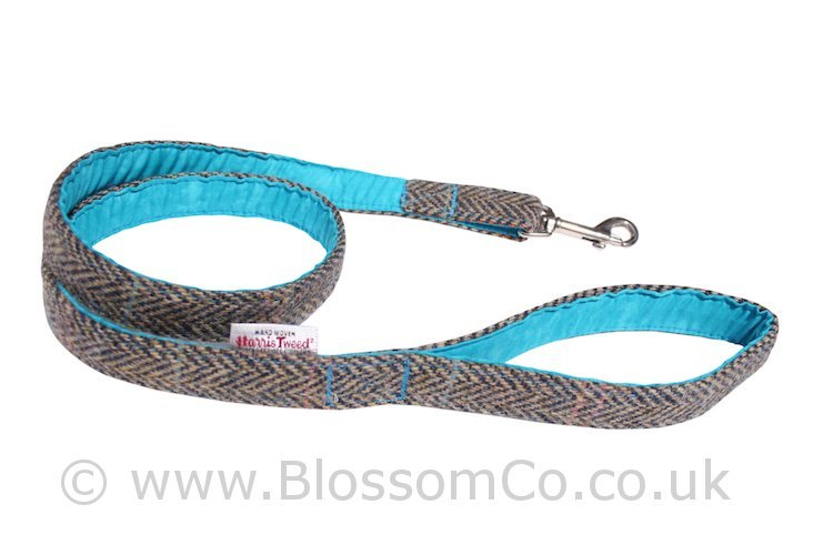 Barra Harris Tweed Dog Lead by BlossomCo