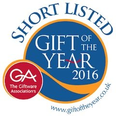 Gift of the Year 2016 Shortlist Logo
