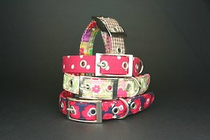 BlossomCo Gift of the year Finalist 2016 dog collars