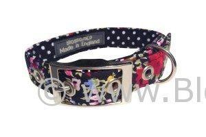 The Delphi Design Handmade Dog Collar by Blossomco