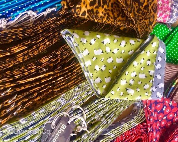 Trade order of BlossomCo dog collars