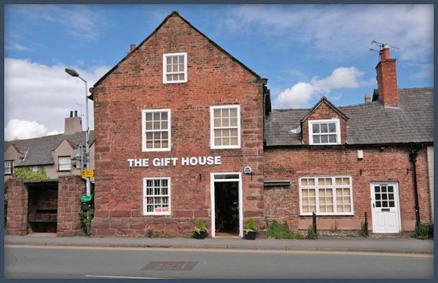 The Gift House, Willaston, Cheshire