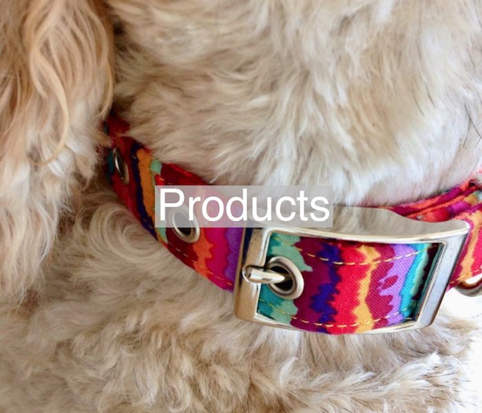 handmade dog collars and leads made in Britian