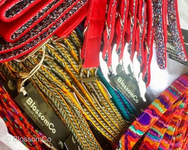 Wholesale Trade Order of Dog Collars by BlossomCo